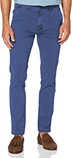 HKT by Hackett Hkt G/Dye Strch Chino Pantalones para Hombre