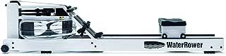 WaterRower Blanc Rowing Machine with S4 Monitor