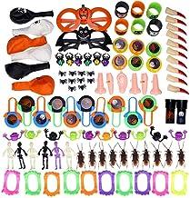Halloween grapartikelenset, grappige rekwisieten feestdecoratie, grap speelgoed met kakkerlakkenspin voor kinderen en volw...