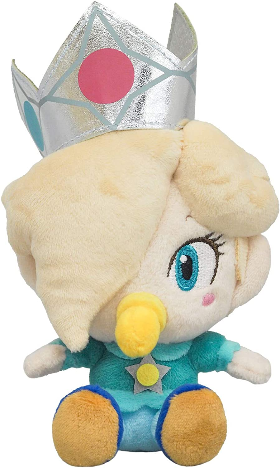 Little Buddy 1729 Super Mario All Star Collection Baby Rosalina 6 Inches for sale online