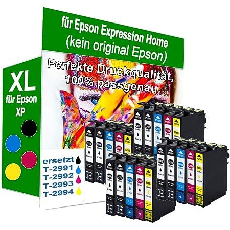 D C 15ml Cyan Druckerpatronen Kompatibel Für Epson 29xl T2992 C Für Epson Expression Home Xp 430 Xp 432 Xp 435 Xp 440 Xp 442 Xp 445 Xp 452 Xp 455 Xp 235 Xp 245 Xp 247 Xp 255 Xp 257 Xp 330 Xp 330 Xp332 Bürobedarf
