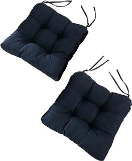 Sunjoy S-PL064PFB-B Seat Cushion, Blue