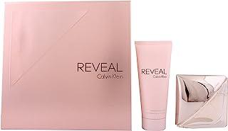Calvin Klein - Reveal - Set de regalo para mujer - Eau de parfum 50 ml + Loción corporal 100 ml
