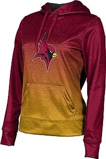St. John Fisher College Girls' Pullover Hoodie, School Spirit Sweatshirt (Ombre)