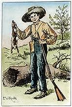 Clemens Huck Finn 1884 Nhuckleberry Finn As Drawn By Edward Windsor Kemble For A The First Edition Of Mark TwainS The Adventures Of Huckleberry Finn 1884 Poster Print by (18 x 24)