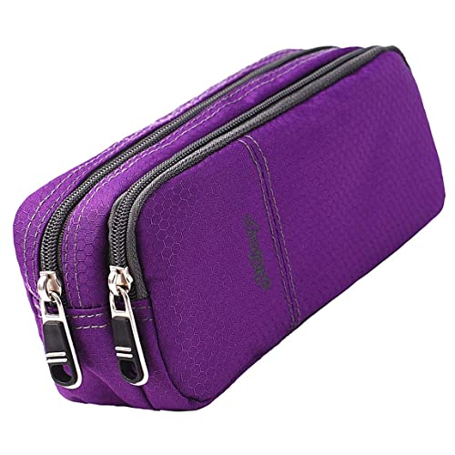 Pencil Cases Pencil Holder Pencil Bags Large Capacity with Two Compartments Pencil  Cases for Teenage girls 4896dbd55035a