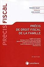 Livres Précis de droit fiscal de la famille PDF