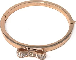 New York Spot Ready Set Bow Bangle Bracelet O0RU1547