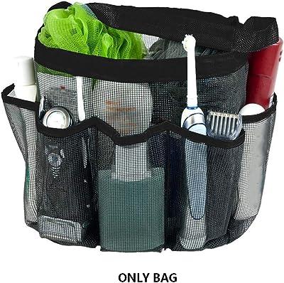 Amazon.com: Anyumocz Portable Mesh Shower Caddy, Quick Dry ...