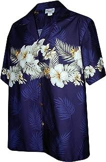 Pacific Legend Mens Tropical Garden Shirt