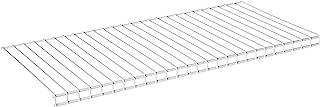 """Rubbermaid FG3H9100WHT Configurations 26"""" Shelving Kit - White"""