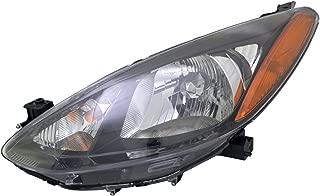 TYC 20-9302-00-1 Mazda 2 Left Replacement Head Lamp