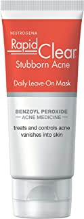 Neutrogena Rapid Clear Stubborn Acne Daily Leave On Mask