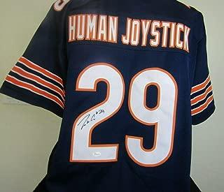 Tarik Cohen autographed signed Chicago Bears Jersey