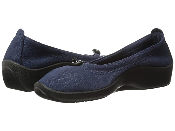 Arcopedico  L14 (Azul) Womens Flat Shoes