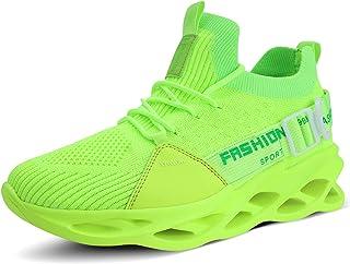 MOSHA BELLE Men Athletic Shoes Mesh Blade Running Walking Sneaker