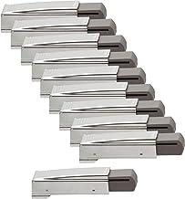 BLUM Blumotion 973A meubeldemper, zilver, 10 stuks