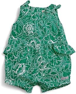 Macacão Frescor Verde Green - Bebê Menina