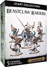 Games Workshop Start Collecting! Beastclaw Raiders Warhammer Age of Sigmar
