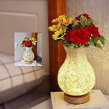 grefen Vaas Lamp Kinderlampen Nachtkastje LED Nachtlampje Dimbaar Bed Bureaulamp Kids Baby Slaapkamer Woonkamer Decoratie ...