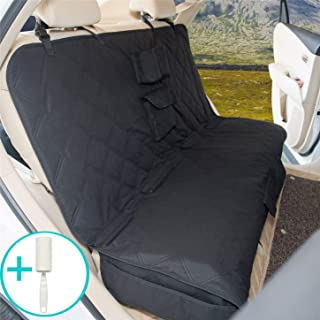 Jaybally Dog Seat Cover Car Seat Cover for Pets & Baby - Waterproof, Heavy-Duty, Soft Touch and Nonslip Pets & Children Se...