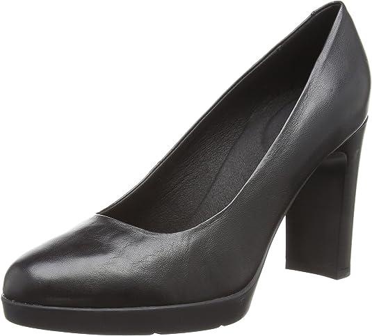 Geox D Annya High A, Zapatos de Tacón Mujer