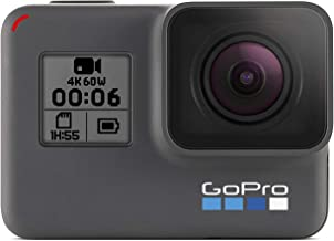 GoPro Hero6 Black 4K Action Camera - Refurbished