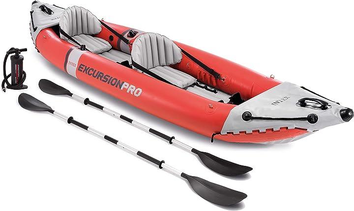Kayak canoa intex canotto explorer 68309