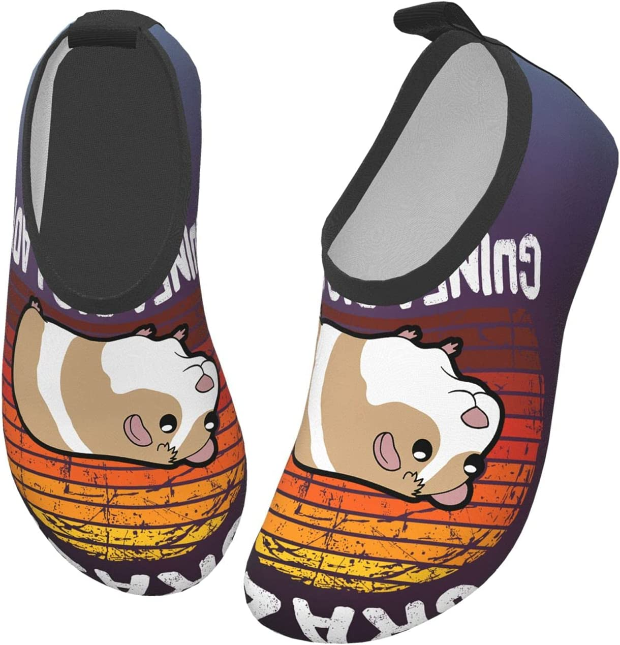 wobzfrok National products Cute Guinea Pig Kids Water Outlet sale feature Toddler Girls Shoes Non Boys