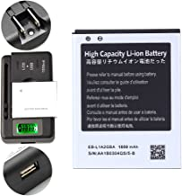 Generic 1850 mAh + 1 PCS Universal Charger Battery EB-L1A2GBA High Capacity For Samsung Galaxy S2 SGH-i777