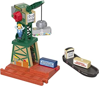 Fisher-Price Thomas & Friends Wood, Cranky At the Docks