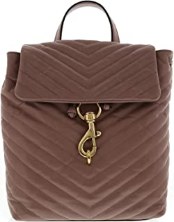 Rebecca Minkoff Women's Edie Flap Backpack Mink One Size