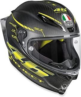 AGV Pista GP-R 46 2.0 Adult Helmet - Black / 2X-Large