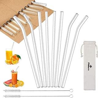 2//5//10X Acero Inoxidable Reutilizable Bebidas Paja Limpiador Cepillo De Limpieza