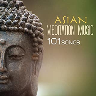 Asian Meditation Music 101, Serenity Spa Songs, Sound Therapy for Relaxation with Sounds of Nature - New Age for Deep Baby Sleep, Study, Massage, Relaxing Yoga and Zen Natural White Noise