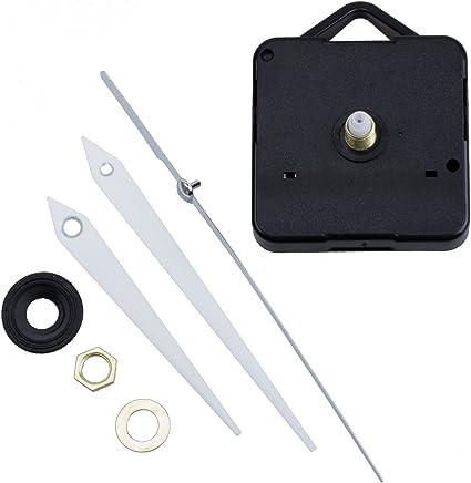 SODIAL(R) Quarz Uhrwerk Quarzuhrwerk mit 3 verschiedenen Zeigersaetzen und Zubehoe r
