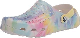 Skechers Women's Foamies Footsteps-Peace Out Clog