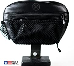motorcycle backrest pouch