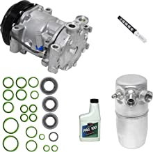 New A/C Compressor and Component Kit 1051438-15728631 K1500 C1500 K1500 C1500