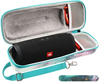 COMECASE Carrying Case Storage for JBL Charge 3 Waterproof Portable Wireless Speaker. Fits USB Cable and Charger Adapter. [ Speaker is Not Include ] - Galaxy
