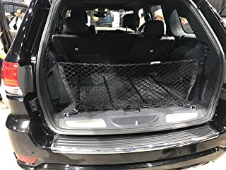 Kaungka Cargo Net Nylon Rear Trunk for Jeep Grand Cherokee