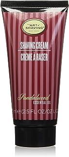 The Art Of Shaving Shaving Cream Tube - sandelhout, scheercrème sandelhout, 75 ml