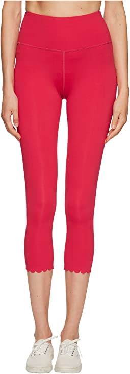 Kate Spade New York - Scallop Crop Leggings