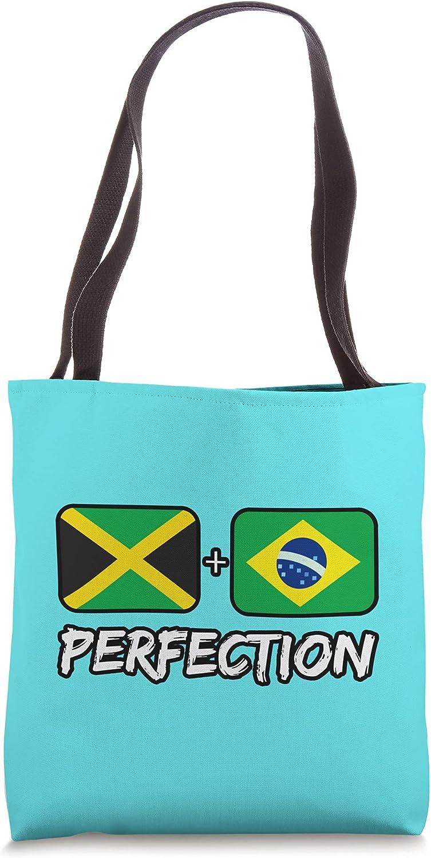 Philadelphia Mall Brazilian And Jamaican Perfection Bag Heritage Flag Brand new Tote