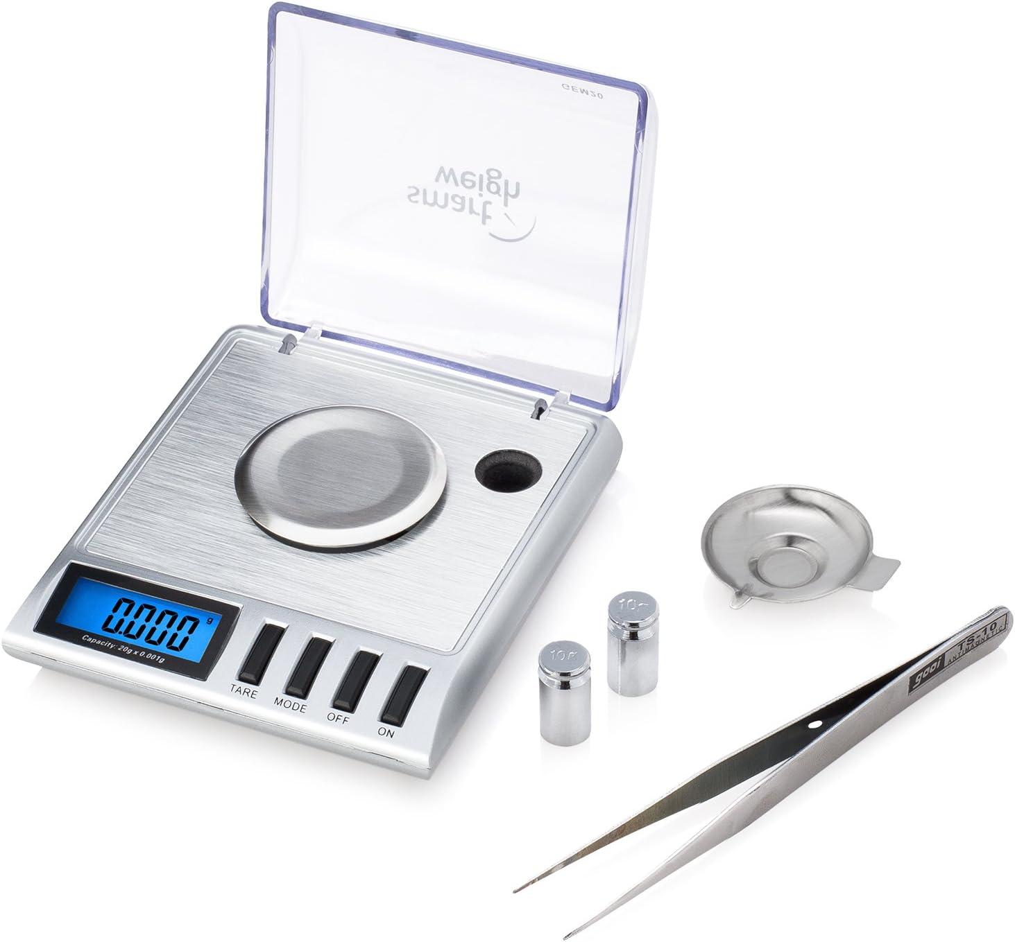 5. Smart Weigh GEM20 Digital Scale