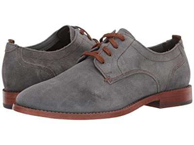 Cole Haan Feathercraft Grand Blucher Oxford (Sedona Sage Suede) Men