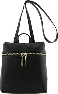 Small Versatile Fashion Crossbody Backpack