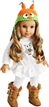 My Brittany's Fall Owl Outfit Compatible With American Girl Dolls.
