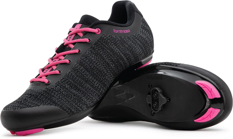 Tommaso Pista Aria ストアー Knit Women's Ready Shoe Cycling Class 商品追加値下げ在庫復活 Indoor