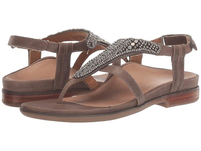 Aetrex  Sheila (Stone) Womens  Shoes